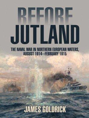 cover image of Before Jutland