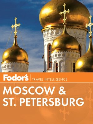 cover image of Fodor's Moscow & St. Petersburg