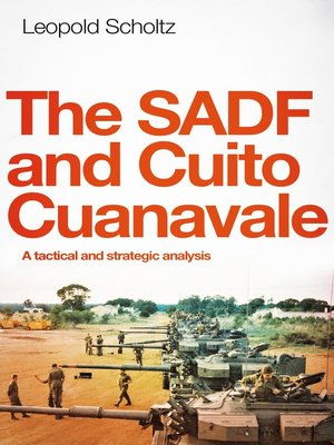 cover image of The SADF and Cuito Cuanavale