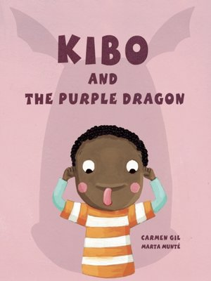 cover image of Kibo and the Purple Dragon