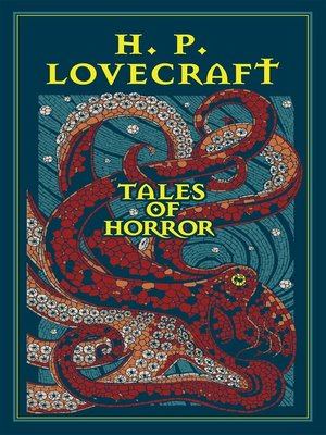 cover image of H. P. Lovecraft Tales of Horror