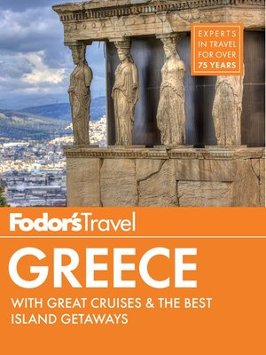 cover image of Fodor's Greece