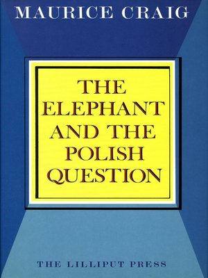 cover image of The Elephant and the Polish Question
