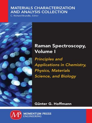 cover image of Raman Spectroscopy, Volume I