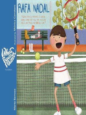 cover image of Rafa Nadal
