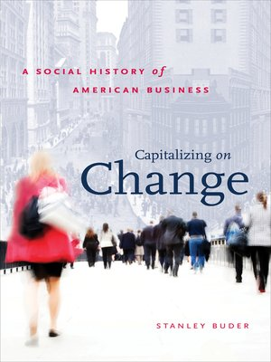 cover image of Capitalizing on Change