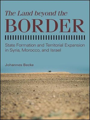 cover image of The Land beyond the Border