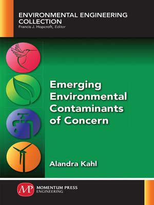cover image of Emerging Environmental Contaminants of Concern