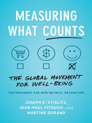 cover image of Measuring What Counts
