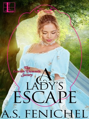 cover image of A Lady's Escape