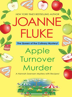 cover image of Apple Turnover Murder