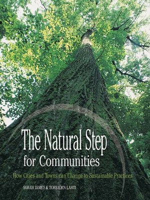 cover image of The Natural Step for Communities