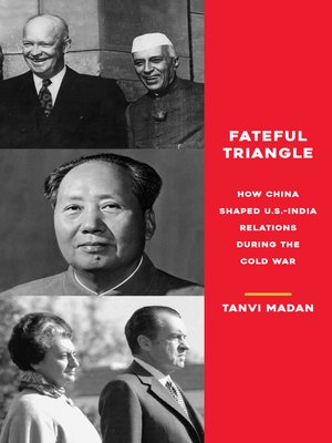 cover image of Fateful Triangle
