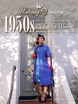 cover image of Making Vintage 1950s Clothes for Women