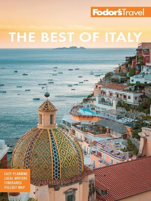 cover image of Fodor's the Best of Italy