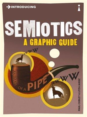 cover image of Introducing Semiotics