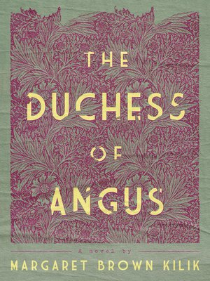 cover image of The Duchess of Angus