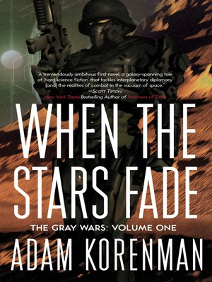 cover image of When the Stars Fade