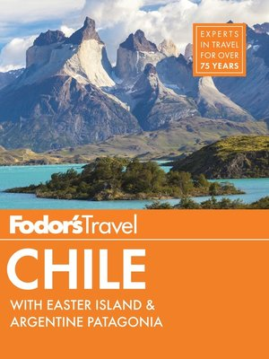 cover image of Fodor's Chile