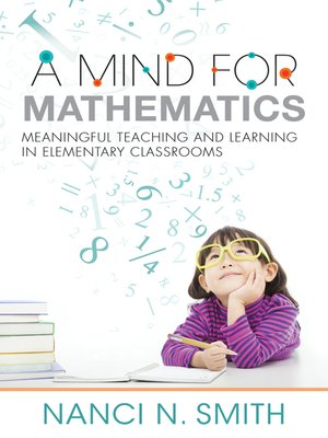 cover image of A Mind for Mathematics