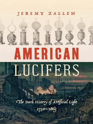cover image of American Lucifers