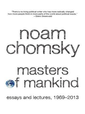 cover image of Masters of Mankind