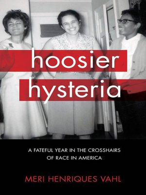 cover image of Hoosier Hysteria