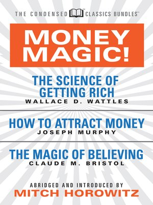 cover image of Money Magic!  (Condensed Classics)