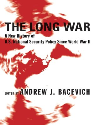 cover image of The Long War