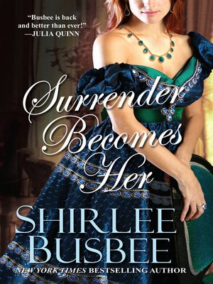 cover image of Surrender Becomes Her