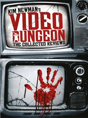 cover image of Kim Newman's Video Dungeon