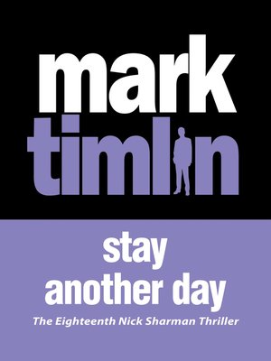 cover image of Stay Another Day