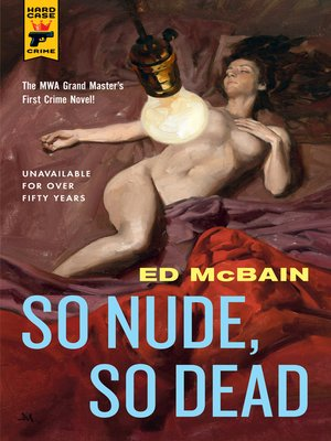 cover image of So Nude, So Dead