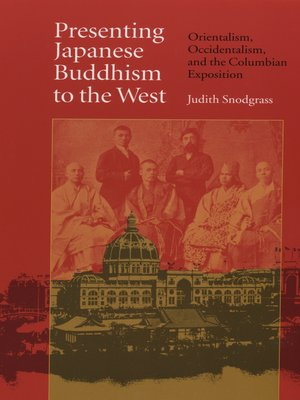 cover image of Presenting Japanese Buddhism to the West