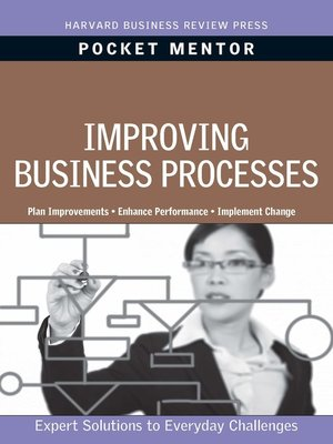 cover image of Improving Business Processes