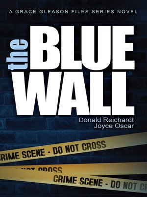 cover image of The Blue Wall