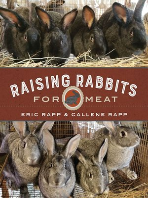 cover image of Raising Rabbits for Meat