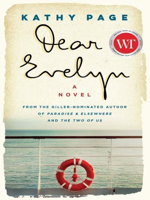 cover image of Dear Evelyn