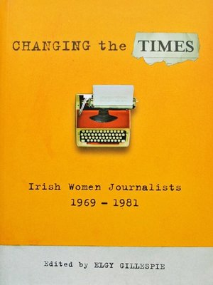 cover image of Changing the Times