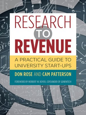 cover image of Research to Revenue