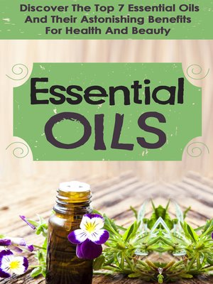 cover image of Essential Oils