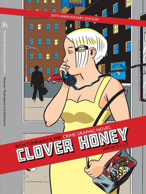 cover image of Clover Honey