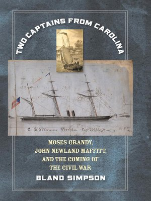 cover image of Two Captains from Carolina