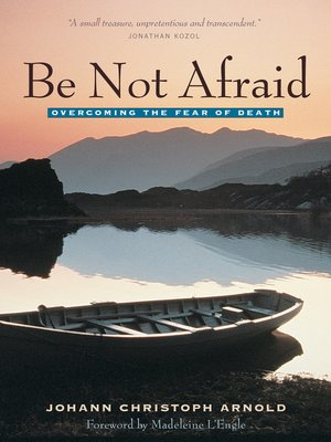 cover image of Be Not Afraid