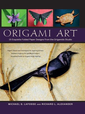 cover image of Origami Art