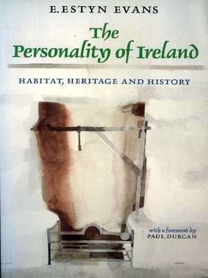 cover image of The Personality of Ireland