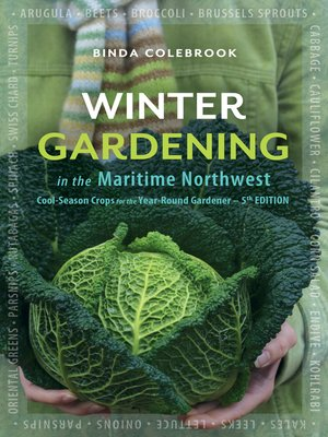 cover image of Winter Gardening in the Maritime Northwest