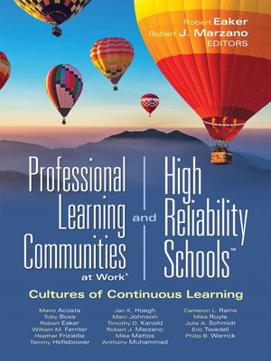 cover image of Professional Learning Communities at Work&#174;and High-Reliability Schools<sup>TM</sup>