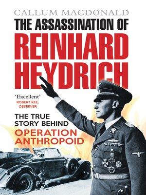 cover image of The Assassination of Reinhard Heydrich