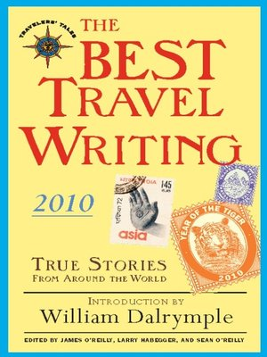 cover image of The Best Travel Writing 2010